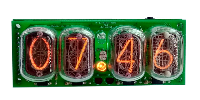 4-Digit Wemos Clock